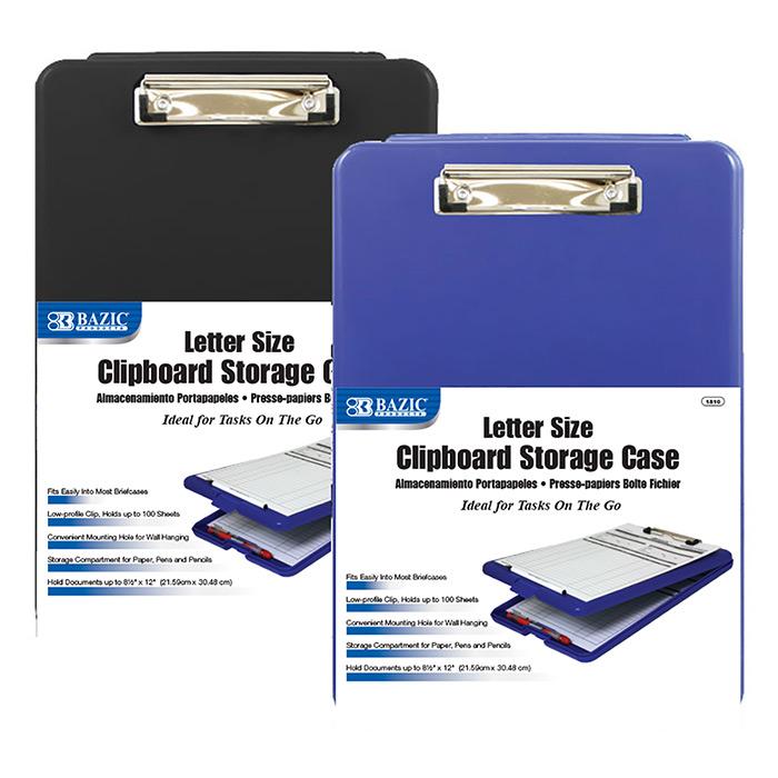 BAZIC Clipboard Storage Case