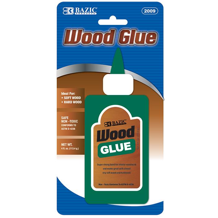 BAZIC 4 Oz. (118mL) Wood Glue