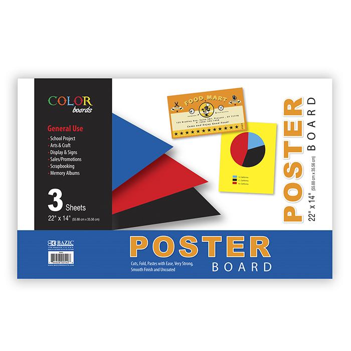 BAZIC 40 Ct. 9 X 12 Manila Drawing Pad