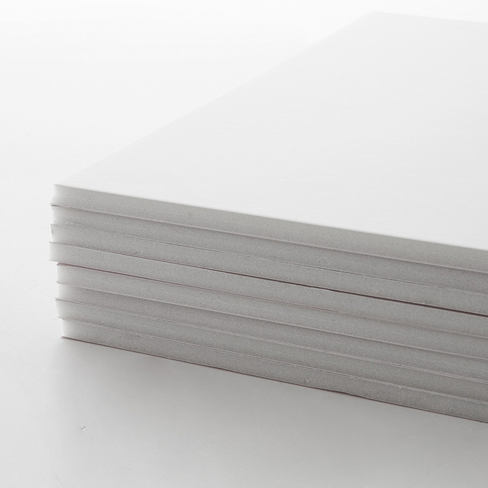 BAZIC 20 X 30 White Foam Board