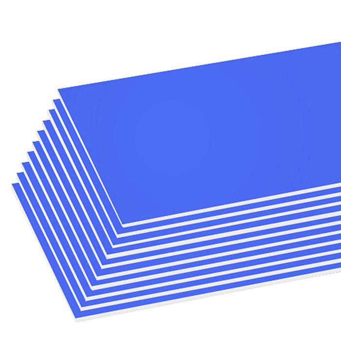 BAZIC 20 X 30 Blue Foam Board