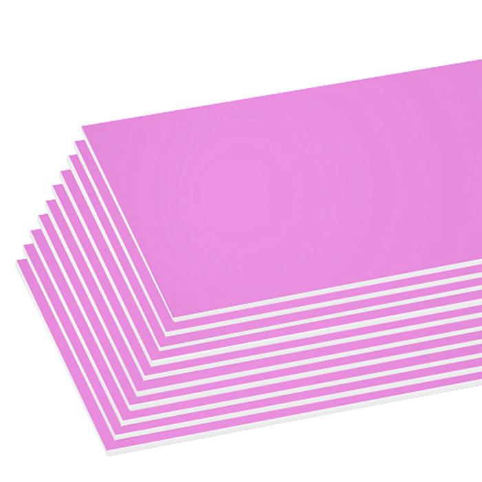 BAZIC 20 X 30 Pink Foam Board