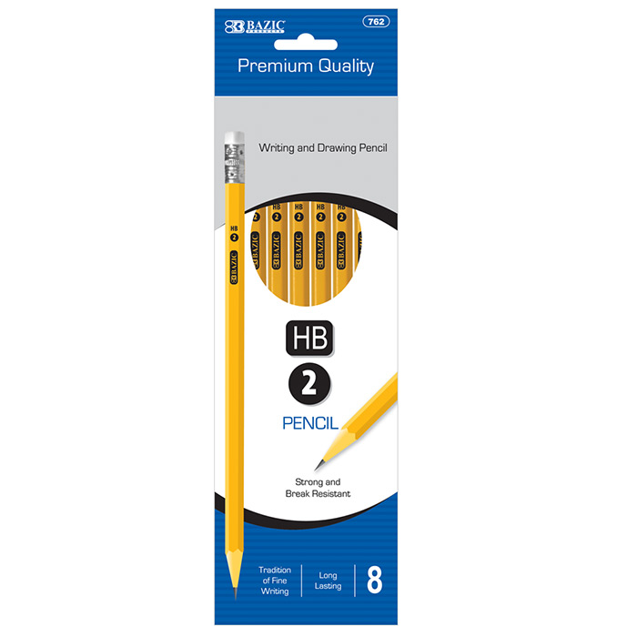 BAZIC Cheval 0.5mm Metal Mechanical Pencil (3/Pack)